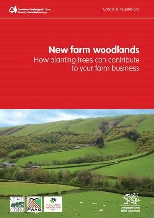New farm woodlands brochure cover