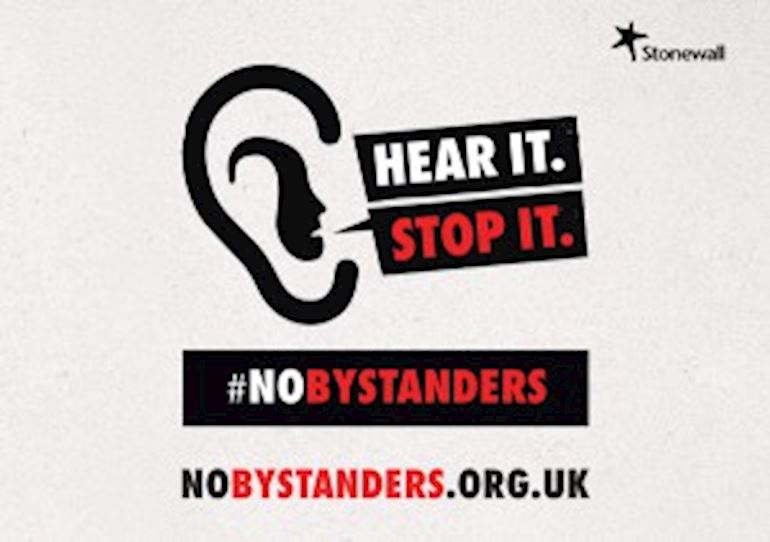 Hear it. Stop it. No bystanders picture