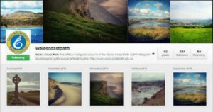 Wales CoastPath on Instagram
