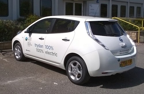 NRW electric car